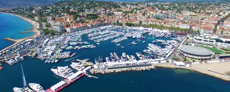 Cannes Yachting Festival's Top Six