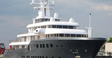 Suleyman Kerimov and his Superyacht Ice