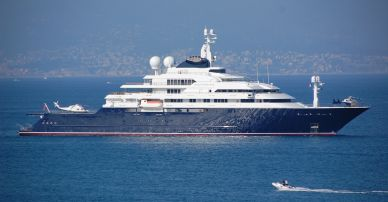Paul Allen's Superyacht Octopus