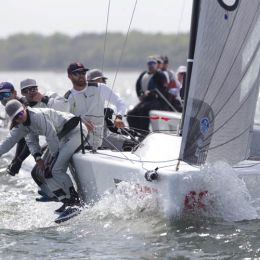 It's all About Family at the Charleston Race Week