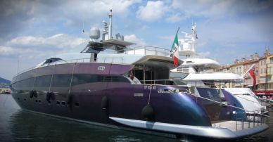 Roberto Cavalli and his Motor Yacht Called Roberto Cavalli