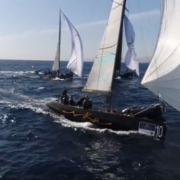 RC44 Season Closed – There Was Just no Wind