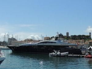 Baglietto in Cannes