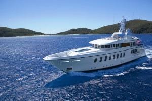 The Feadship Sirius Yacht