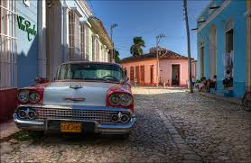 Cuba-a Unique Time Capsule