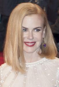 Nicole Kidman smiling