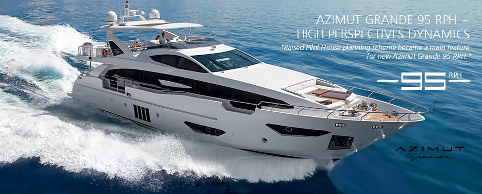 Azimut Grande Yacht