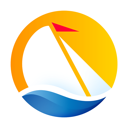 yachting weather app logo