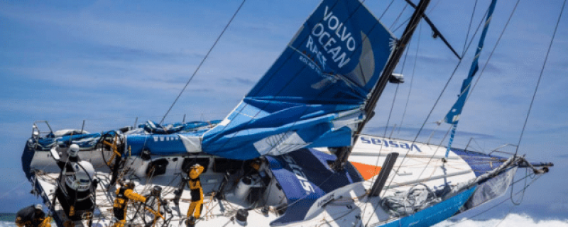 Team Vestas Wind Grounding – Report Says it was Human Error
