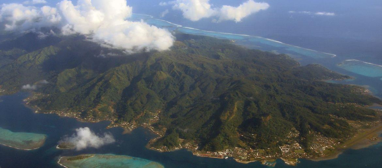 Spectacular Society Islands, French Polynesia