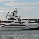 Dennis Washington and his Celebrity Yacht Attessa IV