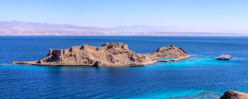 The Stunning but Scary Red Sea