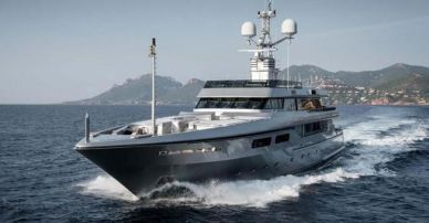 Domenico Dolce and Stefano Gabbana's Pleasure Yacht – Regina d'Italia