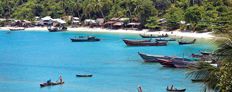 The Unspoiled Mergui Archipelago