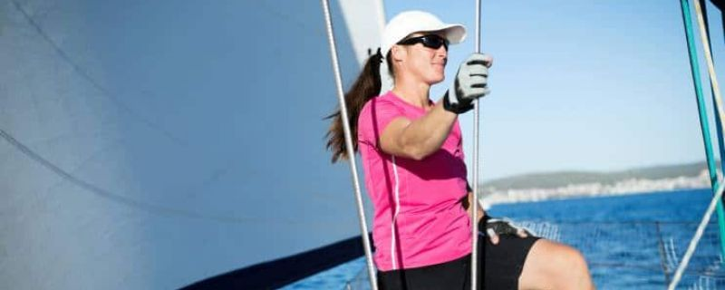 Shifting the Gender Landscape of Sailing