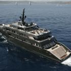 Main – Giorgio Armani's Black Yacht