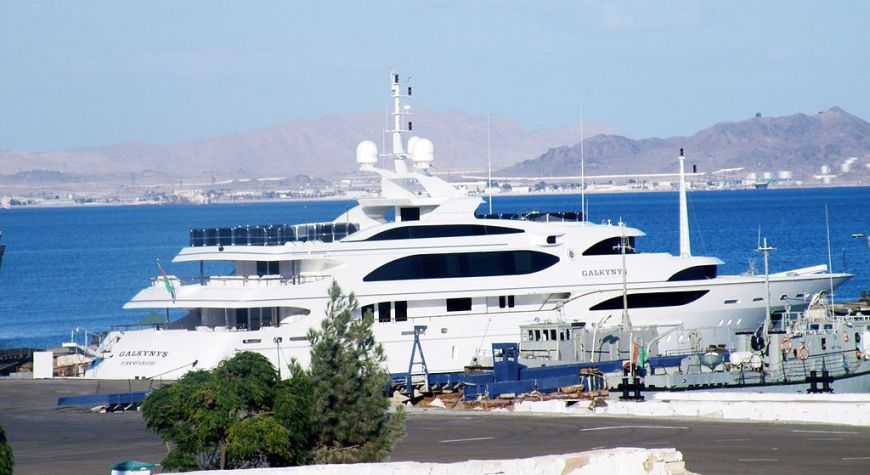 The Lionheart – Sir Philip Green's Benetti Yacht