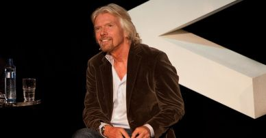 Richard Branson's Necker Belle