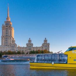 God Nisanov and Zarakh Iliev's Radisson Royal Flotilla