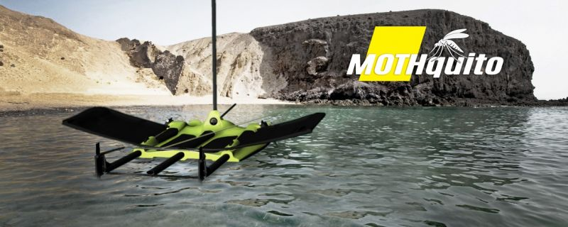 Mothquito – The Aeronautical Catamaran