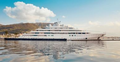 Prince Khaled bin Sultan bin Abdul's Yacht – The Golden Odyssey