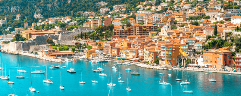 The Famed and Fascinating French Riviera