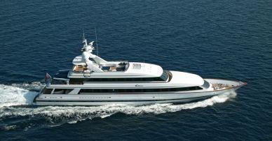 Eric Clapton's Yacht – Va Bene