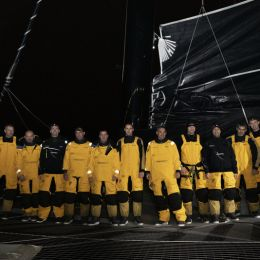 Spindrift 2 Sets a New Record