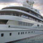 Alisher Usmanov's Superyacht Dilbar