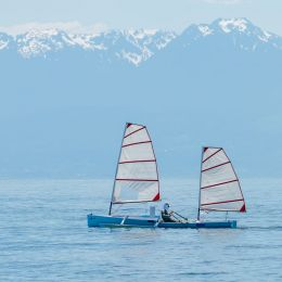 46 Teams Set to Sail Hard in This Year's Race to Alaska