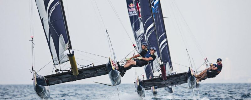 On a Mission to Discover the World's Top Young Sailors