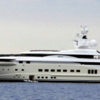 Roman Abramovich and his Superyacht Eclipse