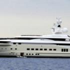 Roman Abramovich and his Superyacht Eclipse